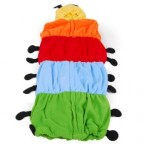 Caterpillar Baby Sleeping Bag