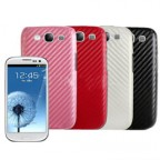 Diamond Grid Textured Case for Samsung Galaxy S3 i9300