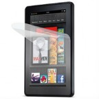 Clear LCD Screen Protector  for Amazon Kindle Fire (set of 2 pcs)