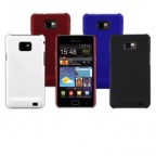 Samsung Galaxy S2 II i9100 Rubberized Hard Matte Case