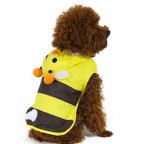 Raincoat for Your Dog - Cute Bumblebee Look