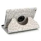 iPad Mini Leopard Design PU Leather Case