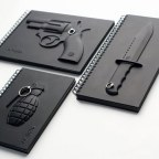 Black 4 Notebook - Gifts