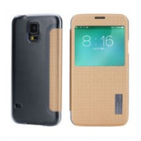 Rock View Flip Cover for Samsung Galaxy S5