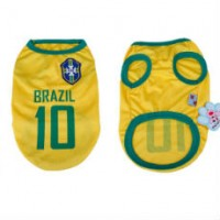 World Cup Doggy Football Jersey