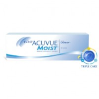 Acuvue 1 Day Moist - Daily Wear - 30 Lenses