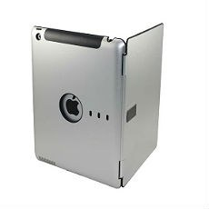 The iPad 2 Ultra- Thin Aluminium Folio Case