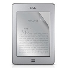Amazon Kindle Touch / Paperwhite High Quality, Matte Screen Protector (Two-Piece Set)