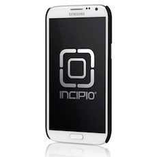 GALAXY Note 2 Incipio Feather Case