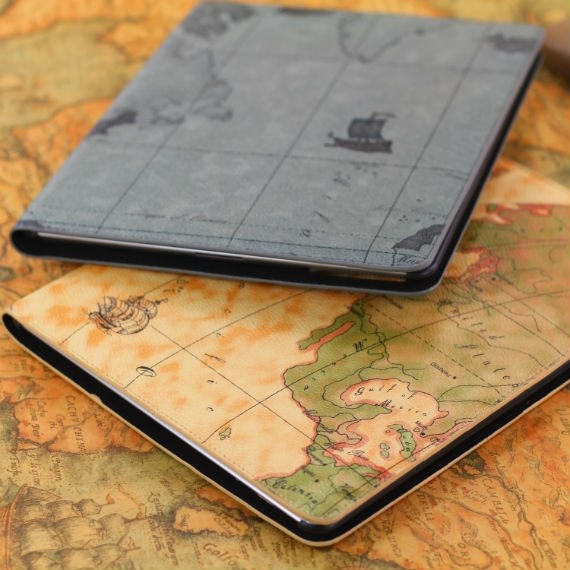 Atlas Leather Cover for iPad 2 and The New iPad