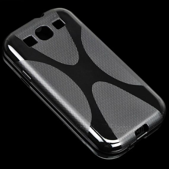 Samsung Galaxy S3 Unique High End TPU Crossbones Case