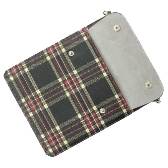 The New iPad Checkered Case cum Sling Bag