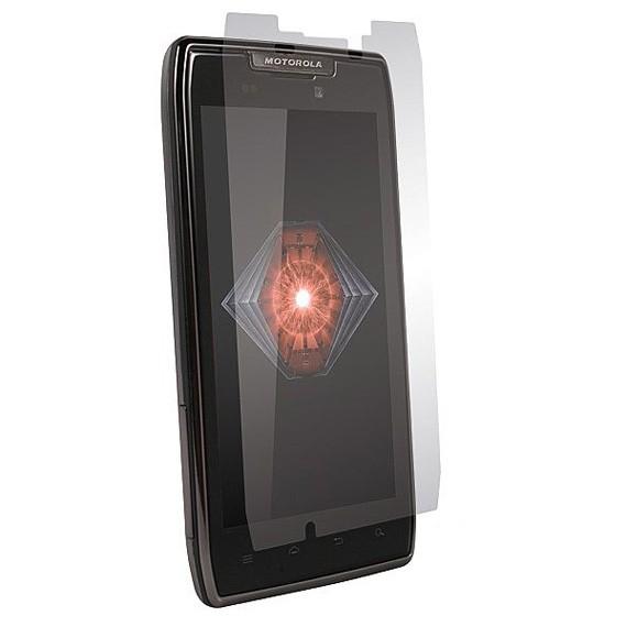 Motorola Droid RAZR/MAXX High Quality, Matte Screen Protector (Two-Piece Set)