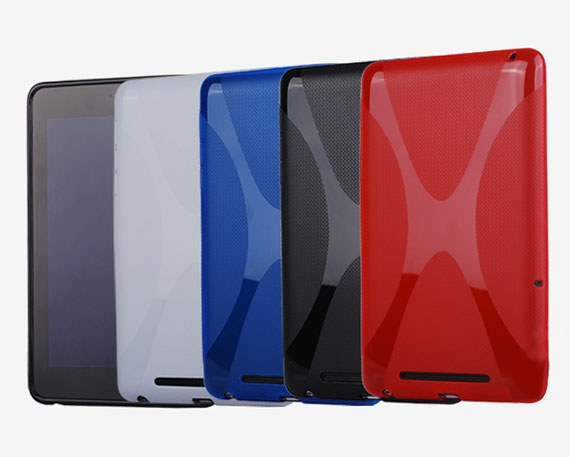 Google Nexus 7 Ultra-Thin Non-Slip TPU Case