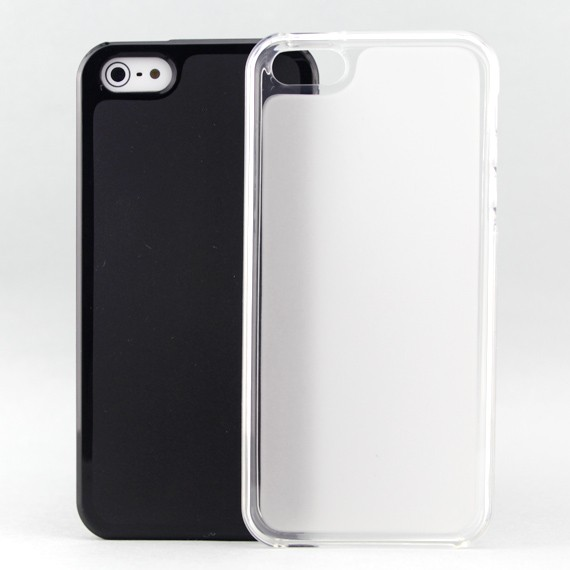 iPhone 5 See-through Jelly Case