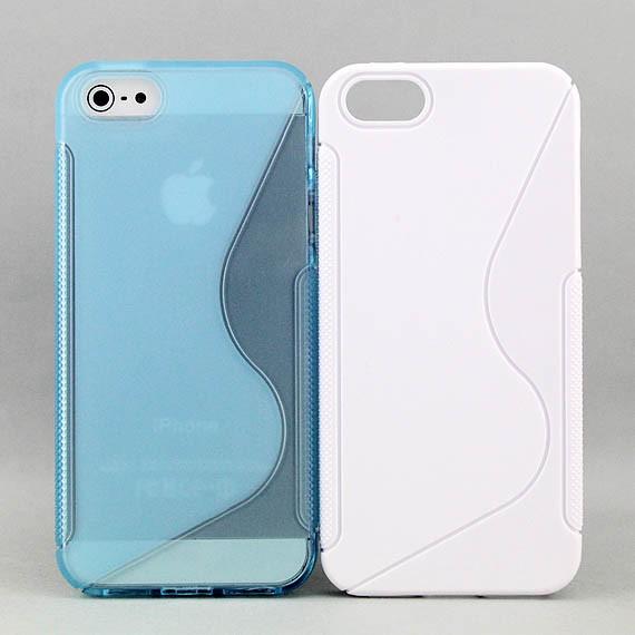 iPhone 5 S-Line Series Gel Case