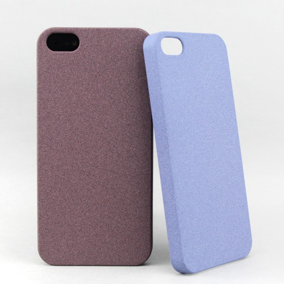 iPhone 5 Earthy Tone Sand Coated Snap-on Case
