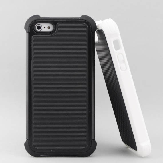 iPhone 5 Dual Layer Hard Gel Case