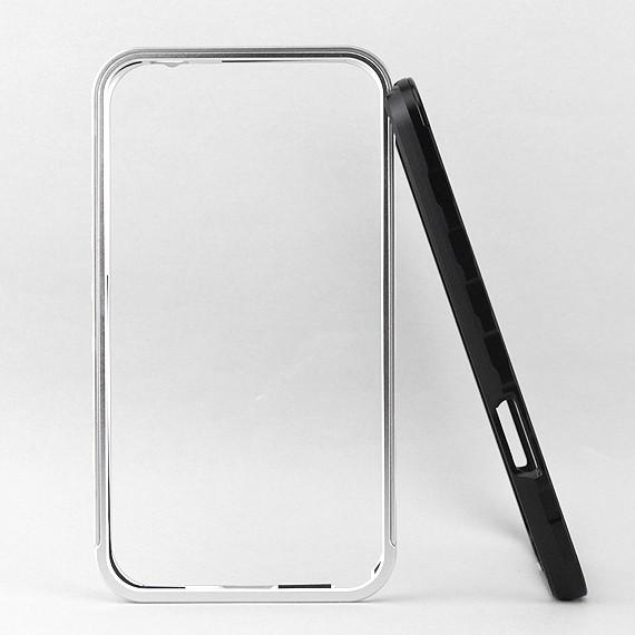 Samsung Galaxy Note II 5.5 Metallic Bumper Frame Case