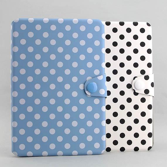 iPad mini Polka Dot Card Holder Case