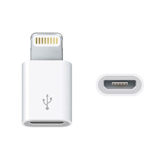 Micro USB to iPhone 5 Lightning Convertor