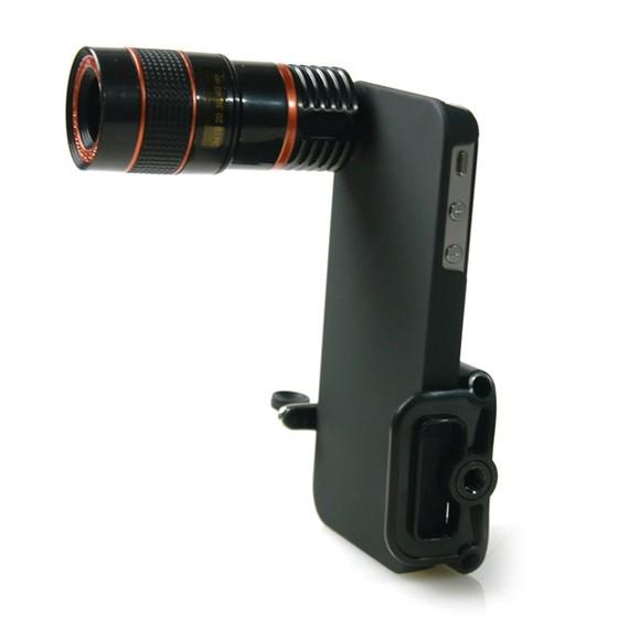 iPhone 5 8X Optical Telescope Lens Kit