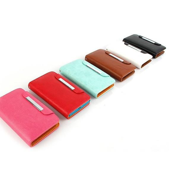 Nokia Lumia 920 Leather Wallet Case