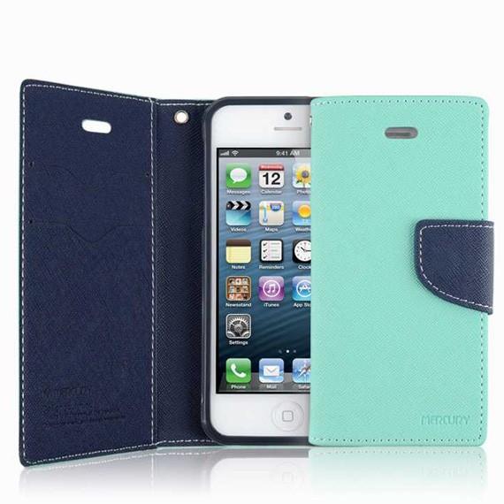 iPhone 5 Fancy Diary Wallet Case