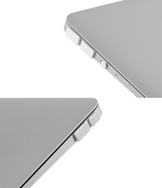 Anti-Dust Port Plugs for MacBook Air