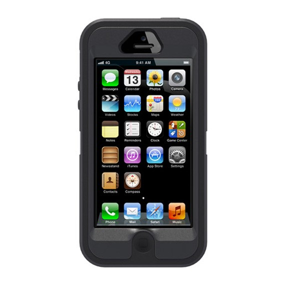 iPhone 5 Otterbox Defender Series Case