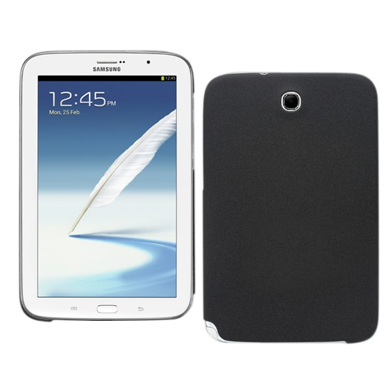 Galaxy Note 8 Sand Coated Snap-on Case