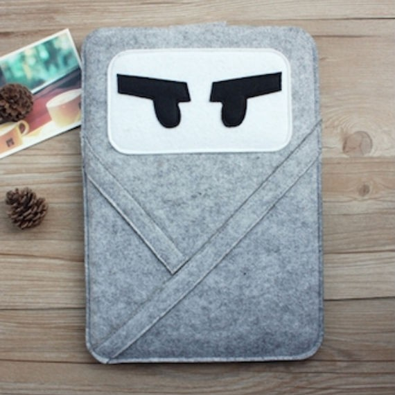 Playful and Innovative Case for 13 inch MacBook Air / Pro