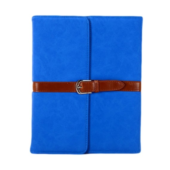 Pu Leather Case Cover for Apple the New iPad 2 & 3 & 4