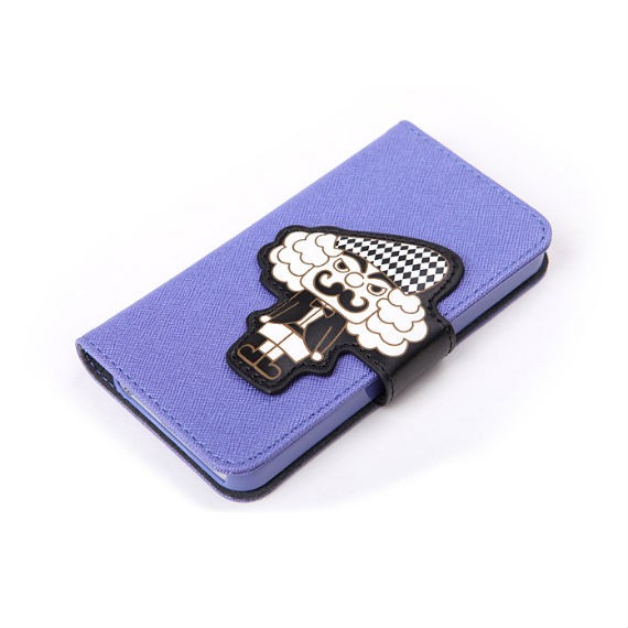 Rock Leather Wallet Flip Case Cover for Apple Iphone 5/5s