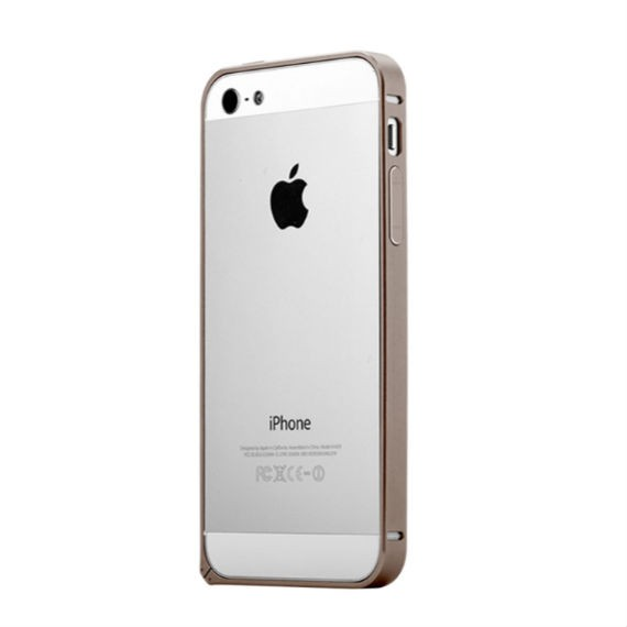 Rock iPhone 5/5S Metallic Bumper Frame Case