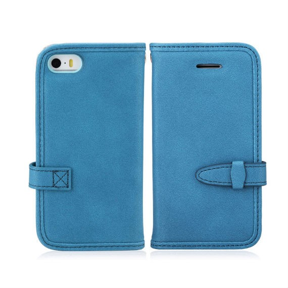 ROCK Flip Case Cover for iPhone 5/ 5S