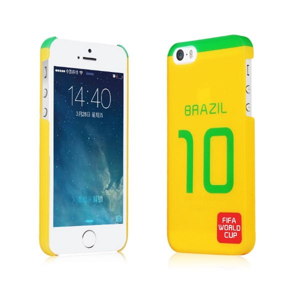 BASEUS  World Cup Case for iPhone 5 / 5S