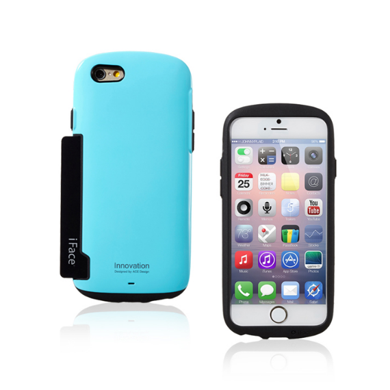 iPhone 6 Case with External Card Slot