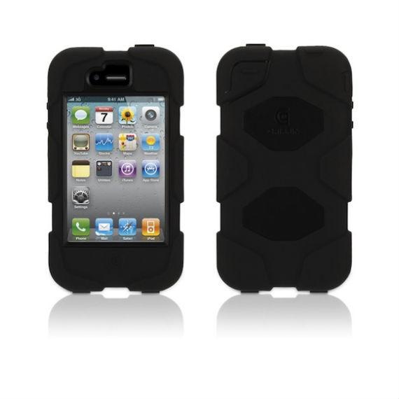 Griffin Survivor Case For iPhone 4S / 4