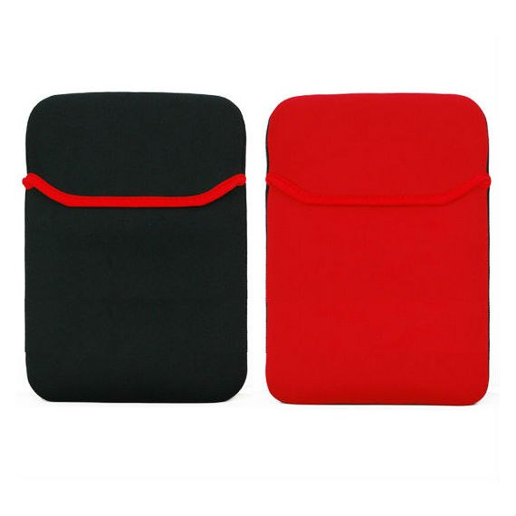 Kindle Fire - Black Water-resistant Cushion Sleeve Case