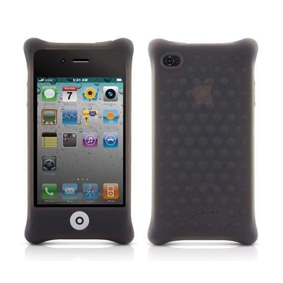 Bone Shape Bubble Case for iPhone 4