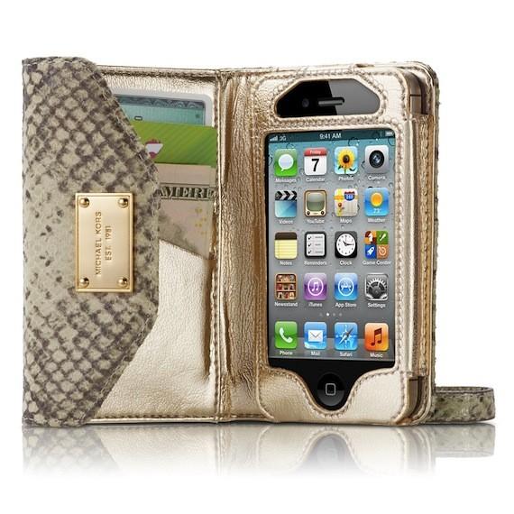 Michael Kors Wallet Clutch for iPhone 5/5S