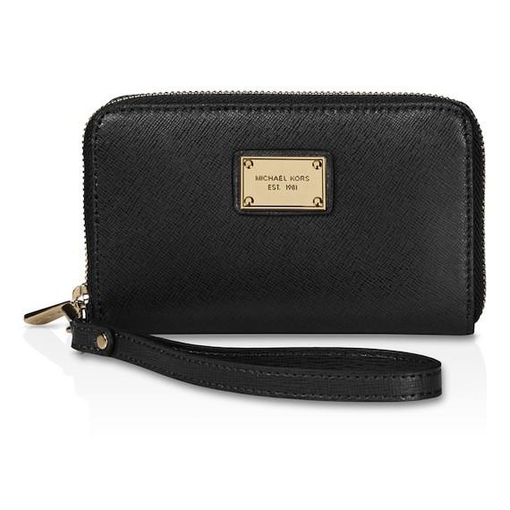 Michael Kors Essential Zip Wallet for iPhone 5/5S/5C
