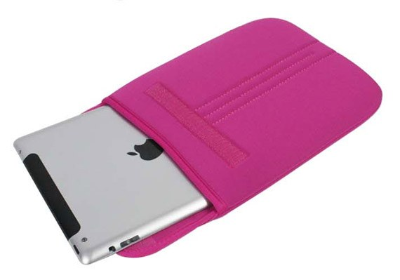 "10"" Neoprene Sleeve Bag for The new iPad / iPad2"