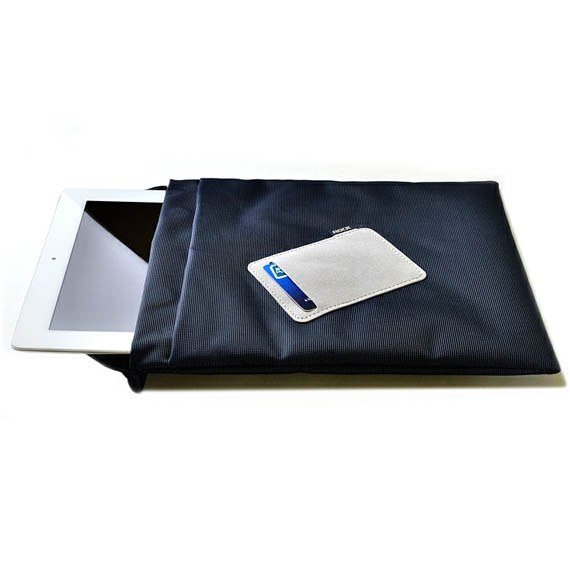 """Water Resistant Sleeve for iPad 2 / The new iPad or Tablet smaller than 10.1"""""""