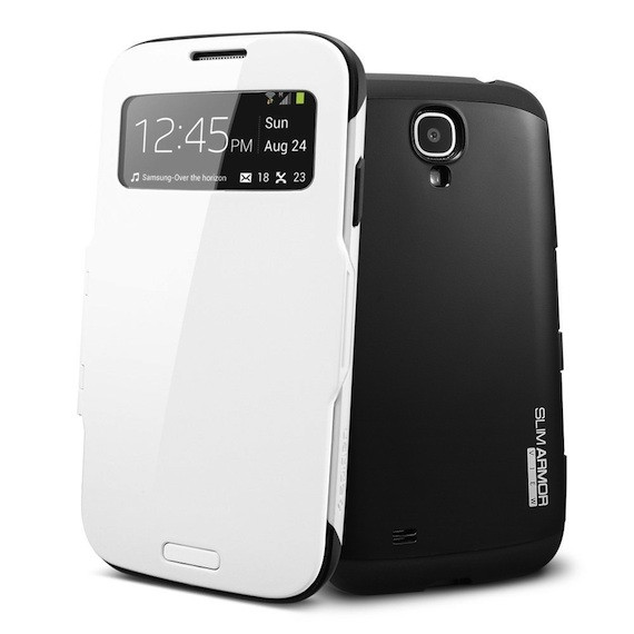 SGP Samsung Galaxy S4 Case Protective S View Cover
