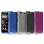 Motorola RAZR MAXX Rubberized Soft Case