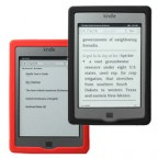 Amazon Kindle Touch Silicone Protective Cover