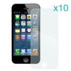 iPhone 5 High Quality, High Definition Screen Protector (Ten-Piece Set)