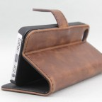 iPhone 5 Vintage Leather Wallet Case